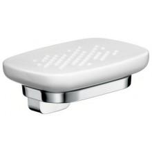 AXOR URQUIOLA miska na mýdlo 126mm, chrom/sklo 42433000