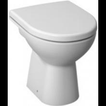 JIKA LYRA PLUS klozet 360x535x400mm, samostatně stojící, hluboké splachování, svislý odpad, bílá