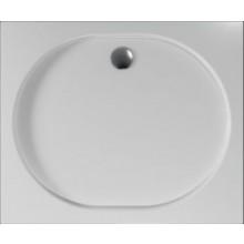 Vanička plastová Teiko obdélník - 120x100x3,5cm bílá
