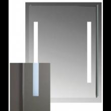 JIKA CLEAR zrcadlo 450x810mm, s integrovaným osvětlením 4.5570.3.173.144.1