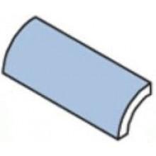 VILLEROY & BOCH PRO ARCHITECTURA dlažba 2,75x10cm, zaoblená listela, light aquamarine