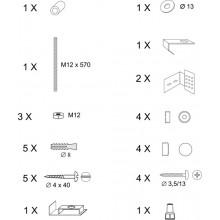 RAVAK MAGNOLIA 75 panelkit boční B2C000000N