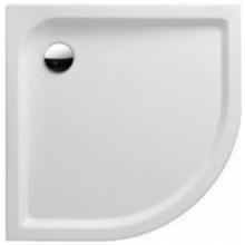 KERAMAG ICON sprchová vanička 900x900mm, čtvrtkruh, akrylát, bílá