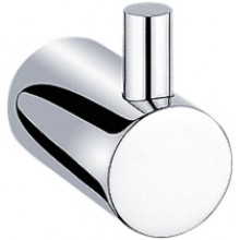 Doplněk háček Nimco Bormo jednoduchý 4x2,2x3,5 cm chrom