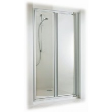 DOPRODEJ CONCEPT 100 sprchové dveře 1000x1900mm lítací, bílá/matný plast PT1403.055.264