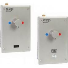 """AZP BRNO AUS 2P sprchová baterie G1/2"""" s termostatickým ventilem, vestavná, automatická, senzorová, nerez"""