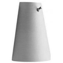 AXOR STARCK nástěnné svítidlo 185x140mm, chrom/sklo 40856000