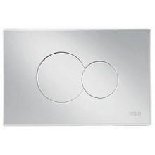KOLO ELIPSE ovládací tlačítko 21,5x14cm pro instalační modul TECHNIC, bílá 94122001
