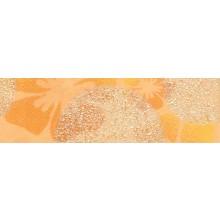 Listela Rako Candy 20x6 cm oranžová