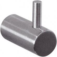 VENCL ASKJA 010 CS věšák 40x18x24mm jednoduchý, matný nerez