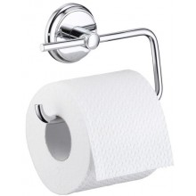 HANSGROHE LOGIS CLASSIC držák na toaletní papír 44mm, bez krytu, chrom 41626000