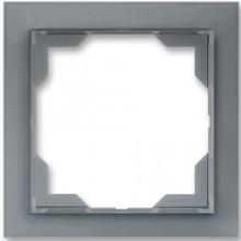 AEG NEO rámeček k zásuvce, ledová šedá
