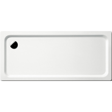 KALDEWEI DUSCHPLAN XXL 427-2 sprchová vanička 1000x1400x65mm, ocelová, obdélníková, bílá, Antislip