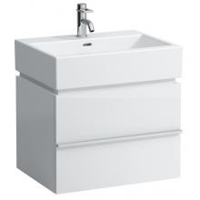LAUFEN CASE skříňka pod umyvadlo 595x455mm s 1 zásuvkou, bílá