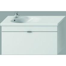 Nábytek skříňka s umyvadlem Jika Tigo 5518.7 021 500 100 cm bílá