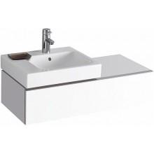 KERAMAG ICON skříňka pod umyvadlo 89x24x47,7cm, závěsná, bílá matná 841490000
