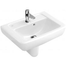 Umývátko klasické Villeroy & Boch s otvorem Verity Design 450x350mm Bílá Alpin