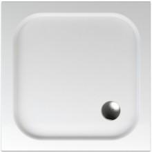 TEIKO BIANCA sprchová vanička 80x80x3,5cm, čtverec, akrylát, bílá