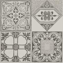 ARGENTA CAMARQUE dekor 33,3x33,3cm, decor cold
