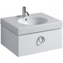 KERAMAG PRECIOSA 2 skříňka pod umyvadlo 56x25,5x49cm, závěsná, bílá lesklá 800760000