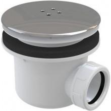 RIHO sifon 90mm pro sprchové vaničky, chrom