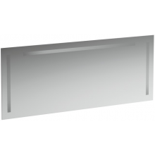 LAUFEN CASE zrcadlo 1500x48x620mm 2 zabudované osvětlení, se spínačem 4.4728.5.996.144.1