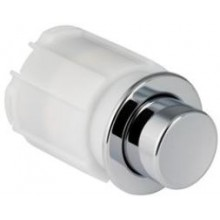 GEBERIT HYTOUCH ovládání splachování WC 6,2cm, ruční/pneumatické, nerez ocel