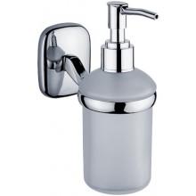 NIMCO SIMONA dávkovač na tekuté mýdlo 70x170x120mm chrom/bílá SI 7231C-P-26