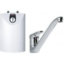 STIEBEL ELTRON set SNU 5 SL zásobník vody 5l, beztlaký, bílá  MAE-K dřezová armatura