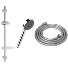 Sprcha sprchový set Jika Mio 1 funkční sprcha, tyč a hadice 1,7 m chrom