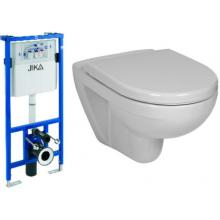 AKČNÍ SET JIKA komplet set pro WC, bílá