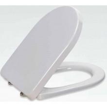 MKW DARIO METAL WC sedátko 362,4x399-463mm, duraplast, bílá