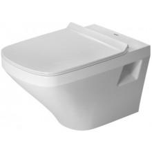 WC závěsné Duravit odpad vodorovný DuraStyle hlubokým 37x54 cm bílá+Wondergliss