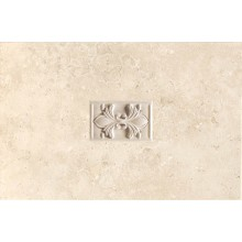 CIFRE COLISEO LAUREL dekor 25x40cm, beige