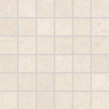 RAKO BASE mozaika 30x30cm, lepená na síťce, bílá