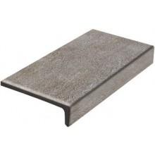 IMOLA CREATIVE CONCRETE schodovka 15x30x4cm grey, CREACON ER30G