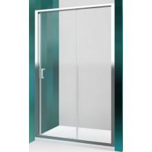 ROLTECHNIK LEGA LINE LLD2/1000 sprchové dveře 1000x1900mm posuvné pro instalaci do niky, rámové, brillant/transparent