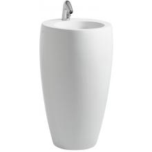 Umyvadlo speciální Laufen - Alessi 53 cm bílá-LCC