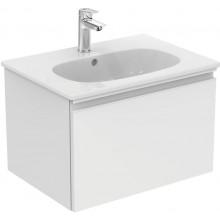IDEAL STANDARD TESI skříňka pod umyvadlo 600x440x400mm, 1 zásuvka, bílá lesk