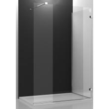 ROLTECHNIK WALK IN LINE WALK F/1000/800 sprchový kout 1000x800x2000mm, obdélníkový, bezrámový, brillant/transparent