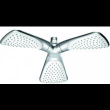 KLUDI FIZZ hlavová sprcha DN15, Ø290mm, chrom