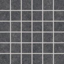 RAKO ROCK mozaika 30x30cm, černá