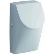 KERAMAG RENOVA NR. 1 PLAN pisoár s poklopem 58x32,5cm odpad dozadu, bílá/Keratec 235120600