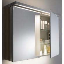 DURAVIT FOGO zrcadlová skříňka 800x210/263mm macassar/macassar FO967402424