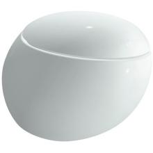 LAUFEN IL BAGNO ALESSI ONE závěsné WC 390x585mm hluboké splachování, bílá LCC