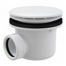 ROLTECHNIK vaničkový sifon Ø90mm, plast, bílá
