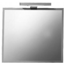 JIKA CUBITO zrcadlo 550x20x640mm horizontální/vertikální 4.4011.3.172.570.1