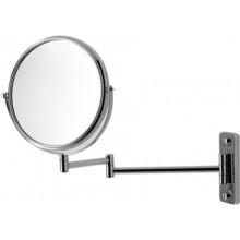 Doplněk zrcadlo Duravit D-Code zvětšovací prum. 20 cm chrom