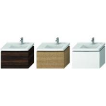 JIKA CUBITO-N skříňka pod umyvadlo 740x426x480mm, 1 zásuvka, dub