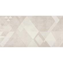 RAKO TRIANGLE dekor 20x40cm, šedá